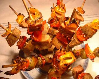 Recettes végétariennes au seitan : plats avec du seitan