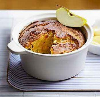 Biscuit pommes et miel