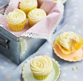Cupcakes à la vanille faciles