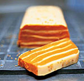 Carottes et lasagnes au cumin