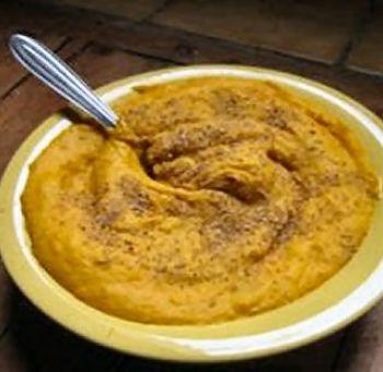 Pâte à tartiner au tahin