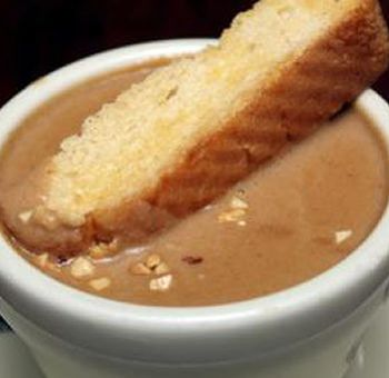 Soupe à la pâte d'arachide