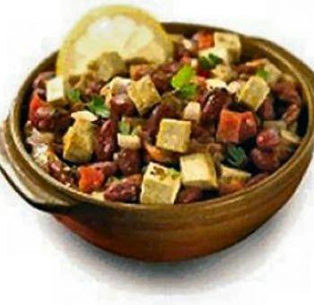 Chili con tofu