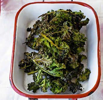Chou kale crunchy