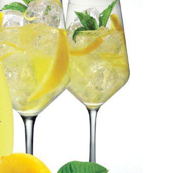 Cocktail linoncino rhum