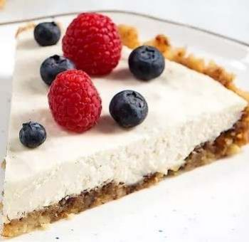 Gâteau vegan sans lactose