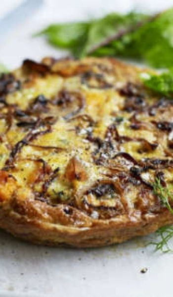 Frittata de patates douces