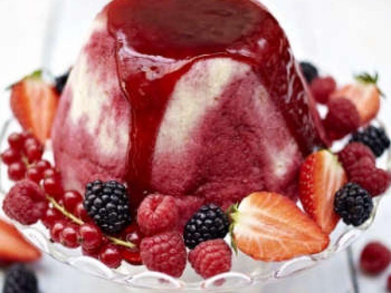 Pudding d'été