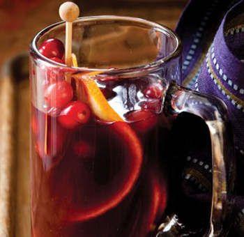 Punch au vin