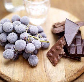 Raisin, chocolat & grappa
