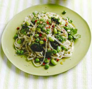 Salade de super aliments