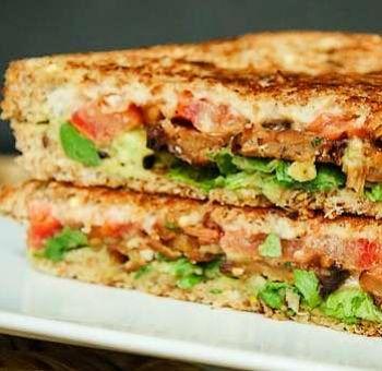 Sandwich au tempeh