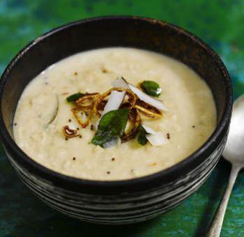 Soupe de chou-fleur dhal