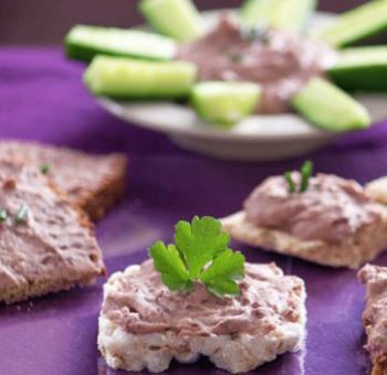 Tapenade de haricots rouges
