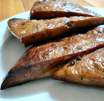 Tofu au sésame gingembre