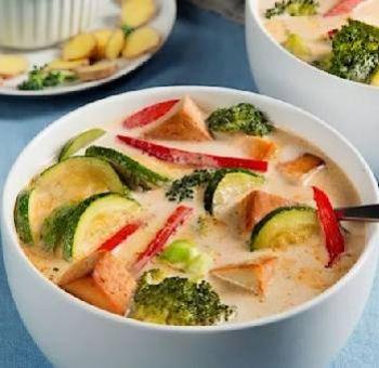 Tofu à la thaï