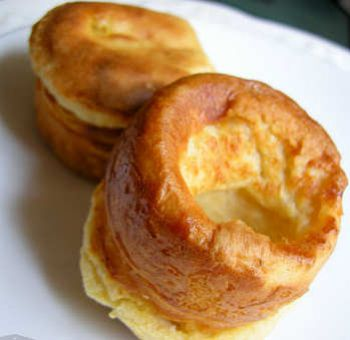 Yorkshire pudding végan