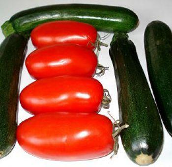 Courgettes aux épices