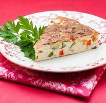 Flan de légumes au tofu soyeux