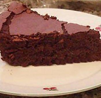 Gâteau au chocolat SosBouffe