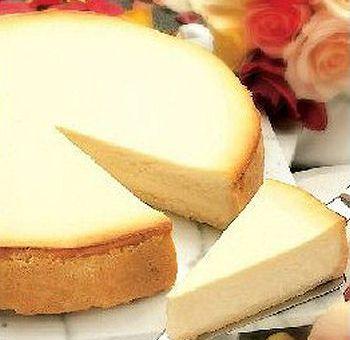 Gâteau au fromage blanc à la vanille et au miel