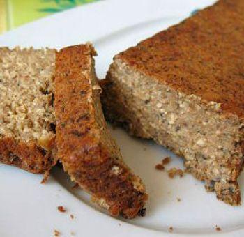 Pâté aux champignons et tofu aux herbes