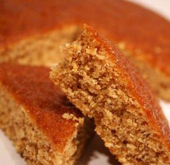 Pavé ou gâteau aux noix