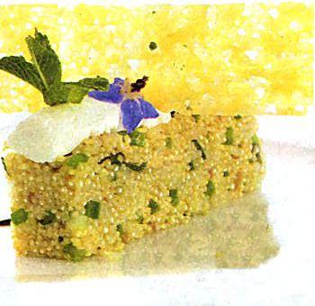 Taboulé de quinoa aux légumes croquants