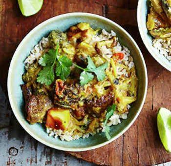 Curry de champignons