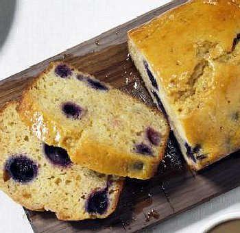 Gâteau yaourt myrtilles