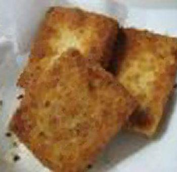 Tofu pané